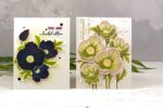 7 Stamp Layering Tips | Altenew Build-A-Flower: Hellebore